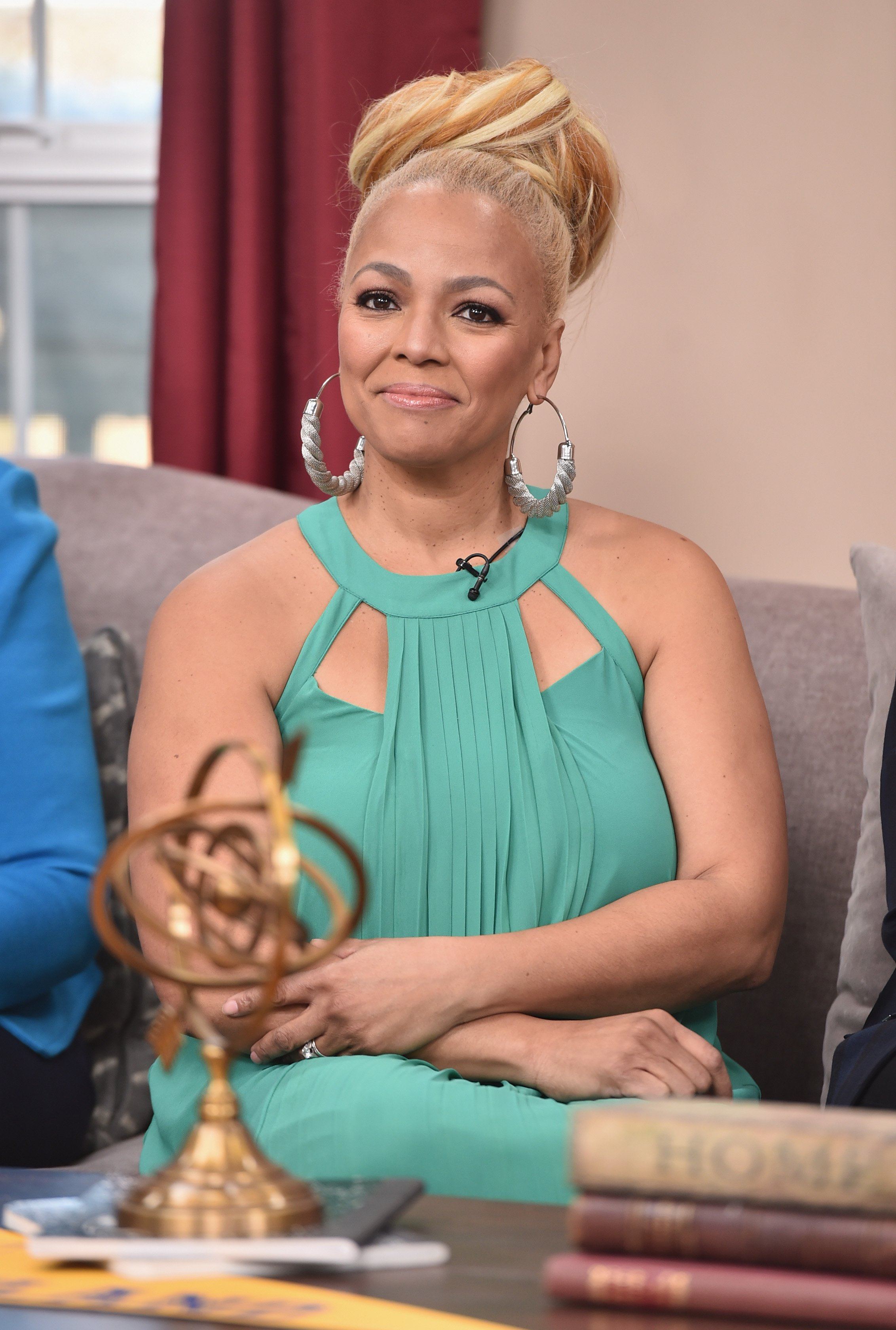 Kim Fields attends Hallmark's Home and Family 'Facts Of Life Reunion.' February 12, 2016. | Photo: GettyImages/Global Images of Ukraine