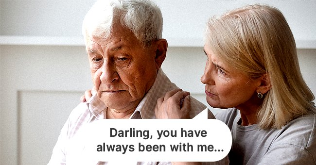 Daily Joke: Old Dying Woman Sweetly Addresses Her Husband