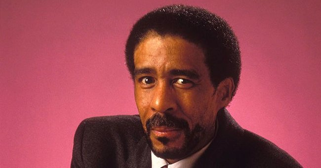 Richard Pryor's Granddaughter Bears a Striking Resemblance to Him as She Poses In Her Room