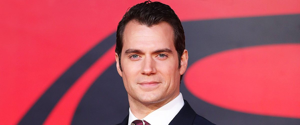 Henry Cavill Is a Real-Life Superman Wearing Cute Hero-Branded Pajamas in a Childhood Photo