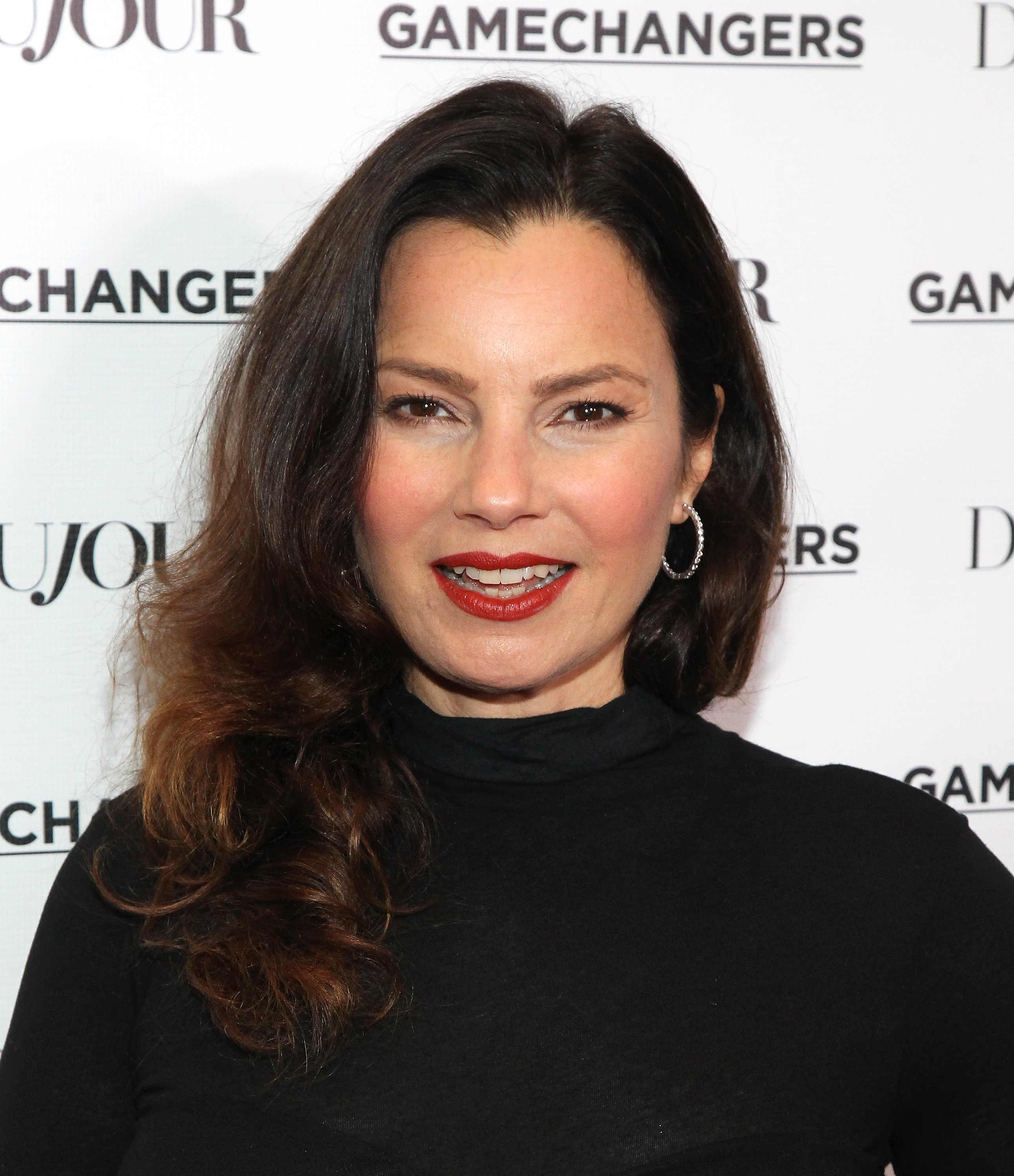 Fran Drescher at DuJour Magazine's Special Gamechangers issue on October 28, 2015 | Photo: GettyImages