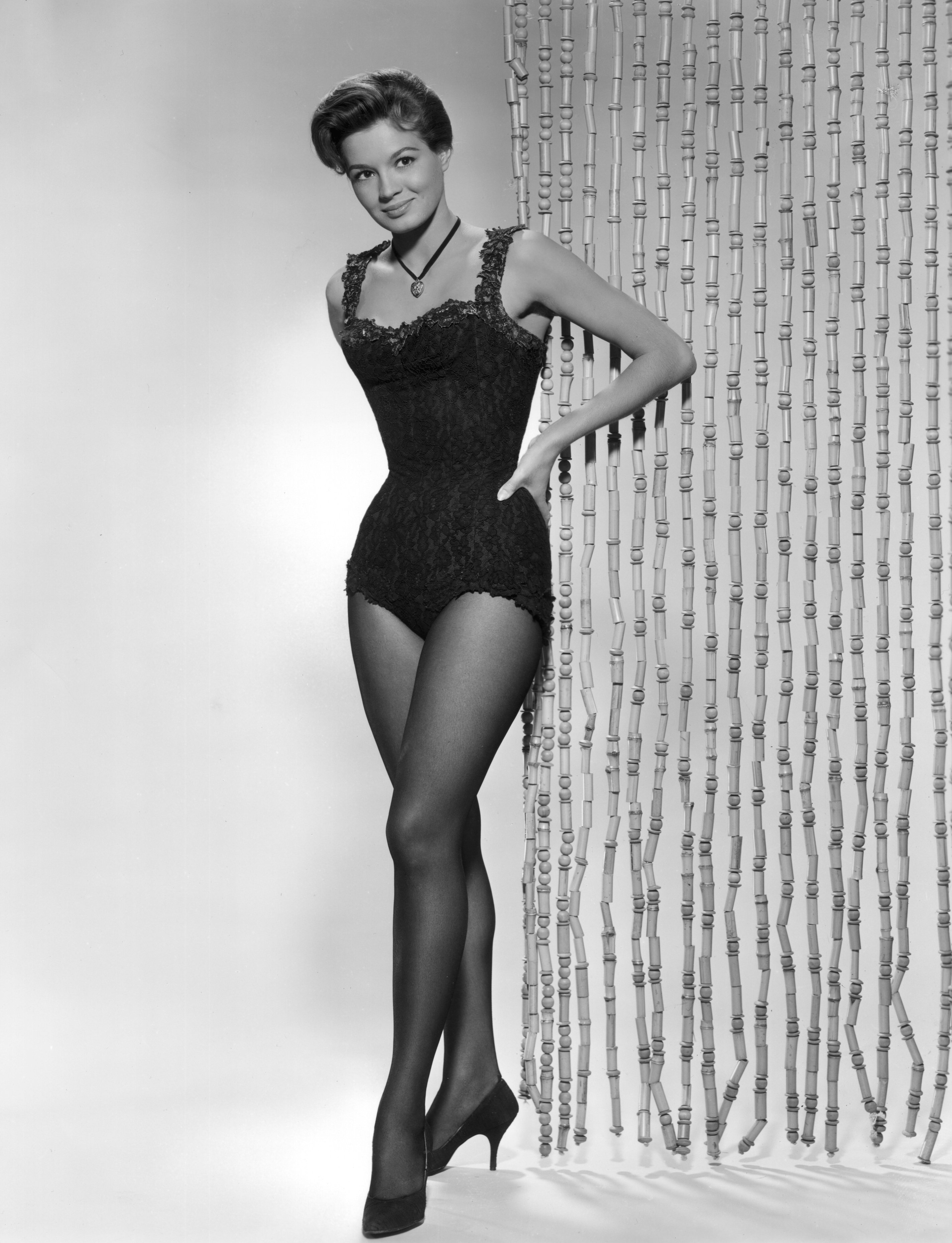 Angie Dickinson, actress, in her younger days | Photo: Getty Images