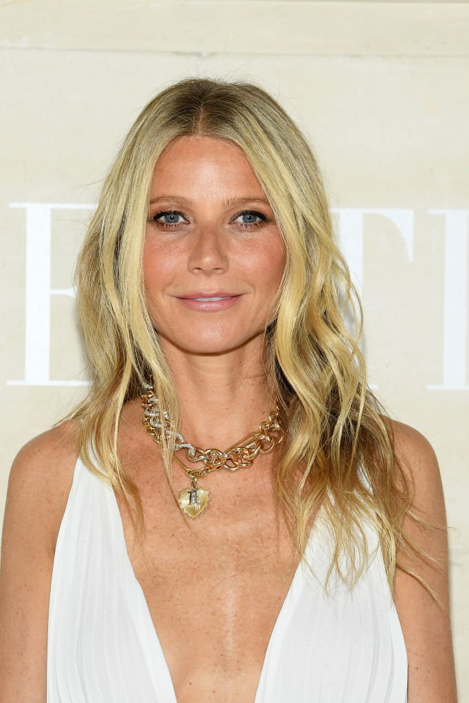 Gwyneth Paltrow asiste al Valentino Haute Couture Otoño/Invierno.| Fuente: Getty Images