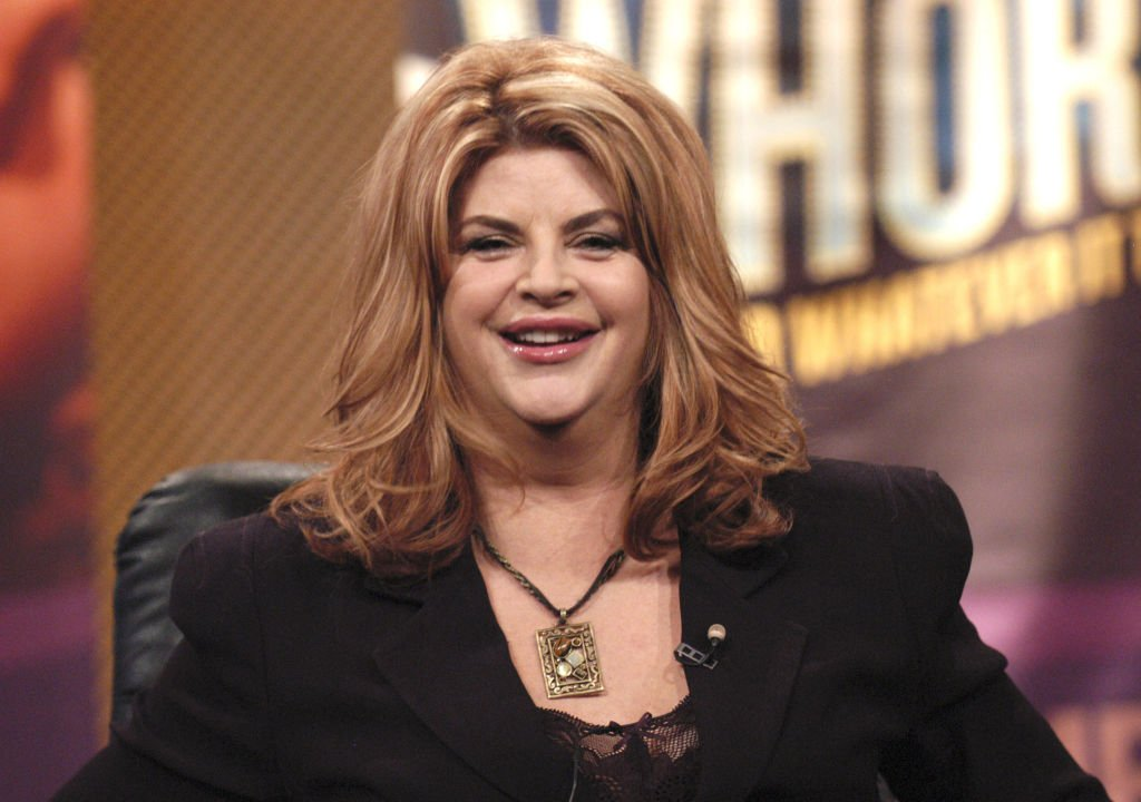 "Kirstie Alley of ""Fat Actress"" at Showtime TCA Day at Universal Hilton on January 12, 2005 
