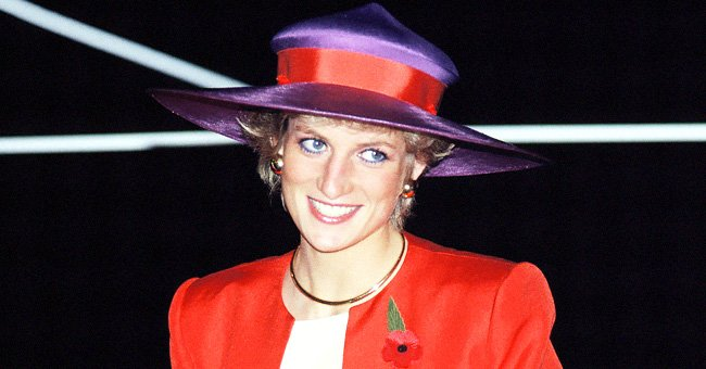 La princesa Diana. | Foto: Getty Images