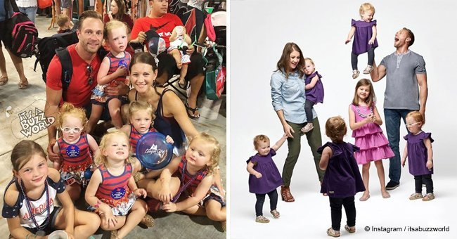 'OutDaughtered' family shared their joy via Instagram posts