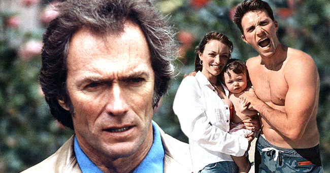 Clint Eastwood's Daughter Francesca Shares New Photo with His Grandson Titan Who Turned 1 Last Month
