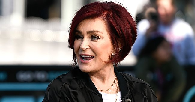 Sharon Osbourne Opens up about Keanu Reeves Crush and Says Husband Ozzy Is a Huge Fan