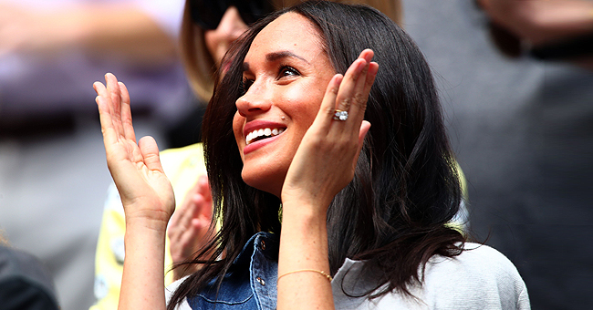 Meghan Markle Sincerely Supports Close Friend Serena Williams at US Open Final in New York