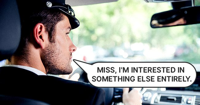 Who could blame the driver for staring?   Photo: Shutterstock