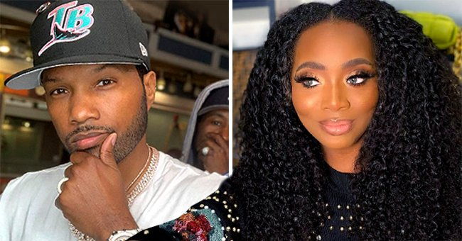 'L&HH' Stars Mendeecees & Yandy Smith Bring Their Kids to Dubai for a Family Vacation