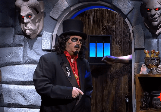 Rich Koz, also known as Svengoolie during an interview in 2016 | Photo: YouTube/Decades TV Network