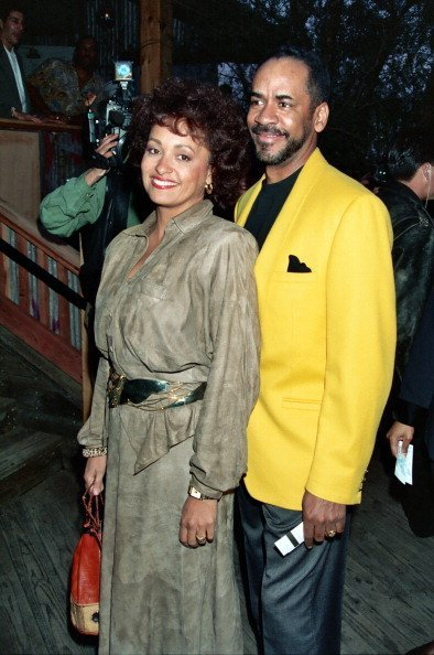 Daphne Reid and Tim Reid during Opening of House of Blues, Los Angeles | Photo: Getty Images
