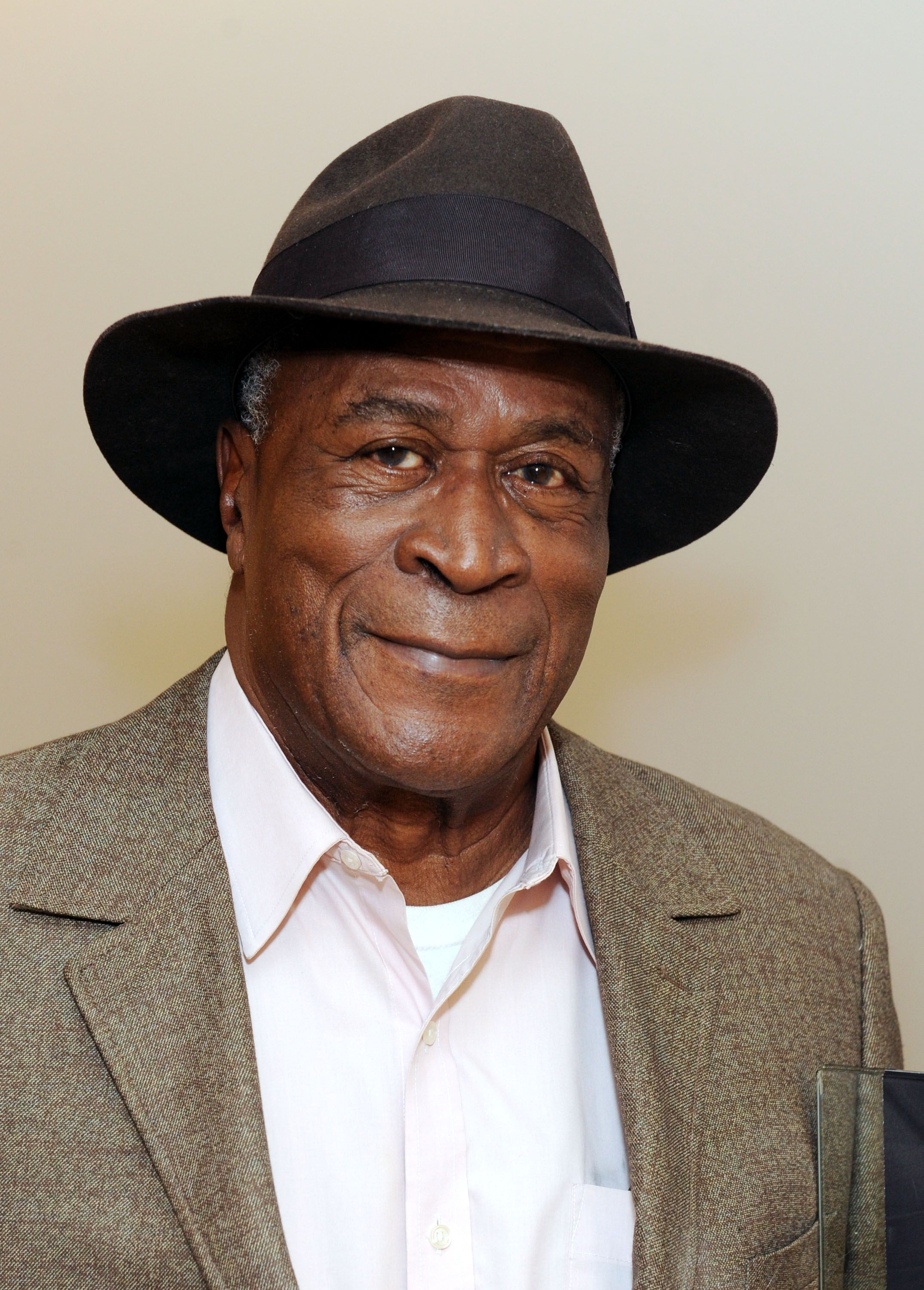 John Amos during the Althea screening and panel discussion on October 5, 2015 in New York City. | Source: Getty Images