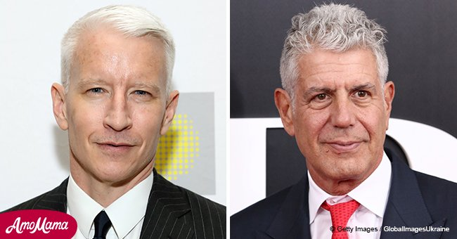 Anderson Cooper gets emotional remembering friend Anthony Bourdain