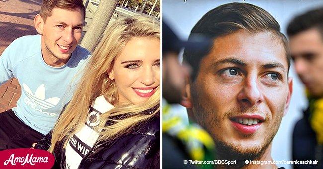 """L'ex-petite amie d'Emiliano Sala attribue une """"série d'irresponsibilités"""" à son accident d'avion"""