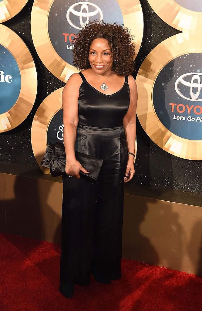 Stephanie Mills at the Soul Train Music Awards, 2014 in Las Vegas | Source: Getty Images