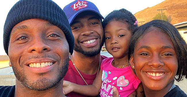 DWTS Star Kel Mitchell Shares Lovely Photo with 3 Look-Alike Kids & Sonogram of His New Baby
