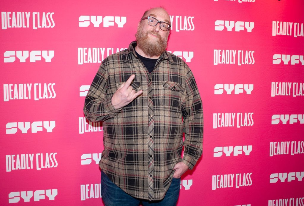 """Brian Posehn attends the premiere week screening of SYFY's """"Deadly Class."""" 