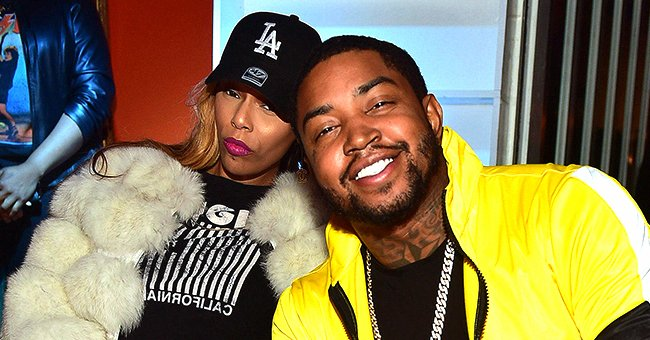 Lil Scrappy's and Wife Bambi's Son Breland Throws Tantrums in a Cute Photo