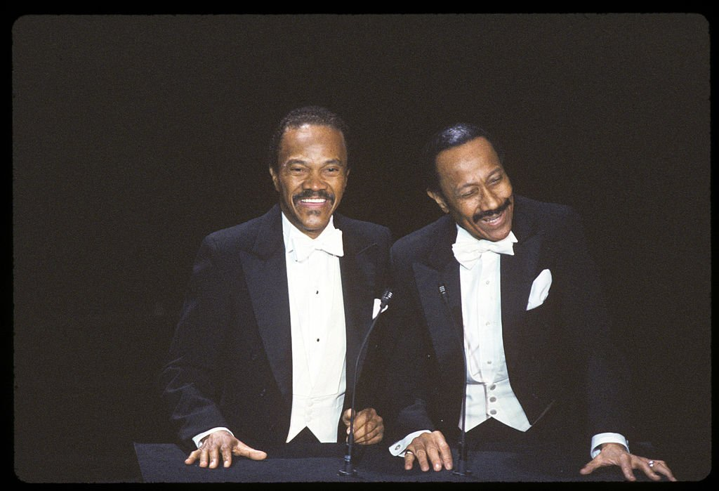 The Nicholas brothers at the 53rd annual academy awards on March 31, 1981. | Photo: Getty Images