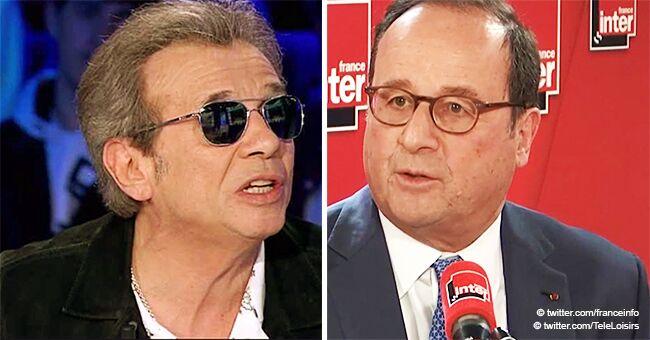 """Philippe manœuvre attaque vivement Francois Hollande en qualifiant son physique de """"terrible"""""""