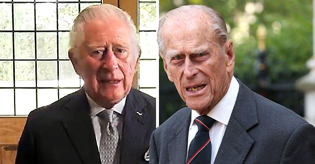 Prince Charles Reveals Prince Philip's Death Has Left an Empty Seat at the Royal Family Dinner Table