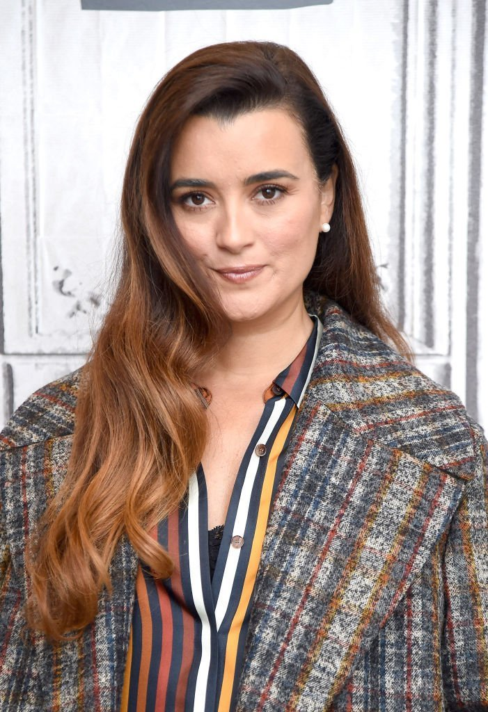 "Actress Cote de Pablo visits the Build Series to discuss the CBS series ""NCIS"" at Build Studio 