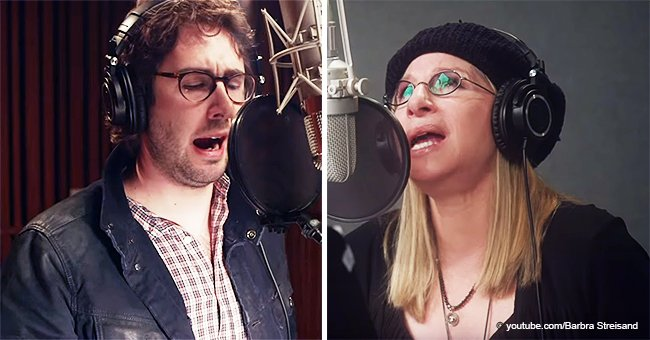 Josh Groban and Barbra Streisand's Duet Was so Good That It Still Leaves People in Awe