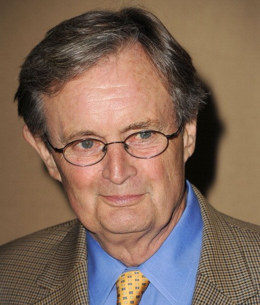 David McCallum at the Television Critic Association's Summer Press Tour   Photo: Getty Images