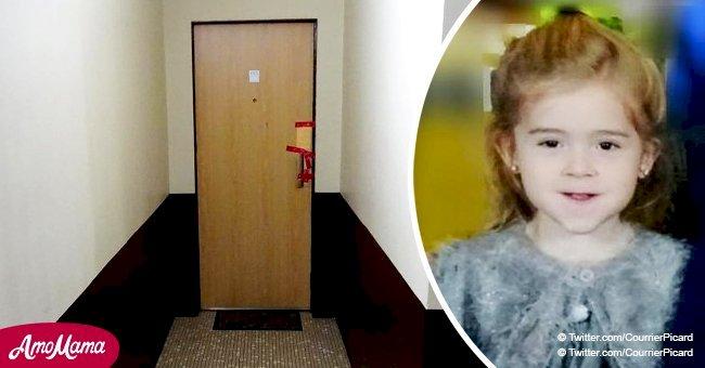 """Kleony, 4 ans, """"un ange"""", folle de la """"Reine des neiges"""", tuée par son beau-père"""