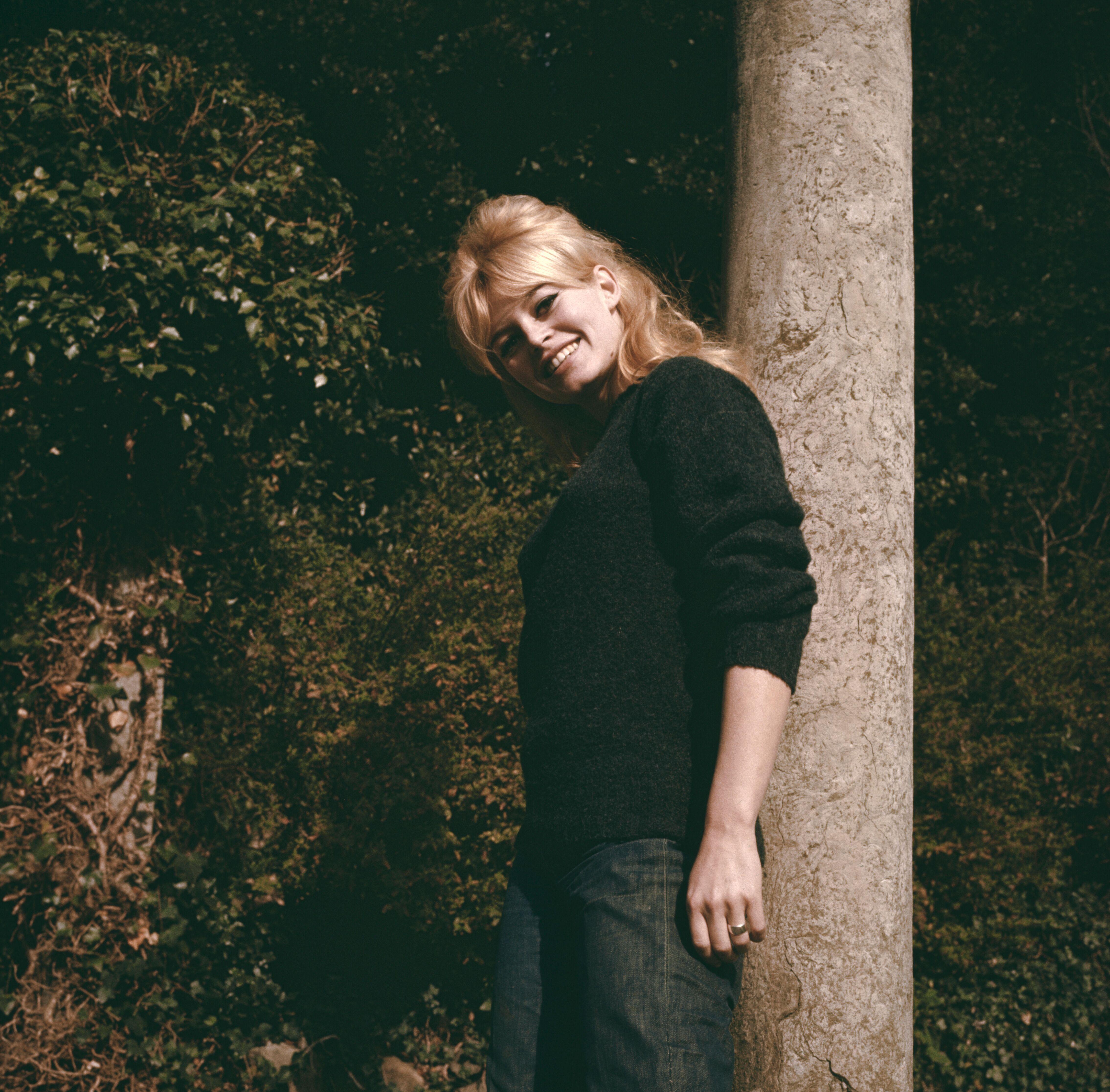 Brigitte Bardot dans sa jeunesse. l Source: Getty Images