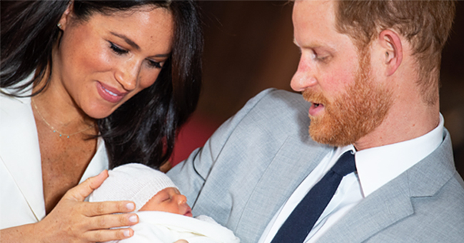 Meghan Markle and Prince Harry's Son Archie Harrison's Christening Details Are Reportedly Revealed