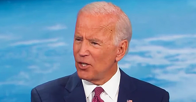 Joe Biden's Eye Unexpectedly Started to Fill with Blood during His CNN Climate Town Hall Appearance