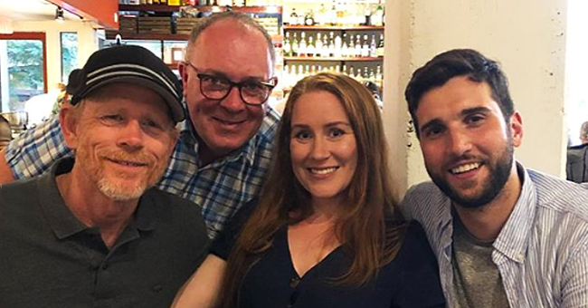 Ron Howard's Daughter Paige Shares a New Photo & Video Taken with Her Father