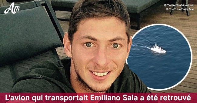 L'avion transportant Emiliano Sala est retrouvé