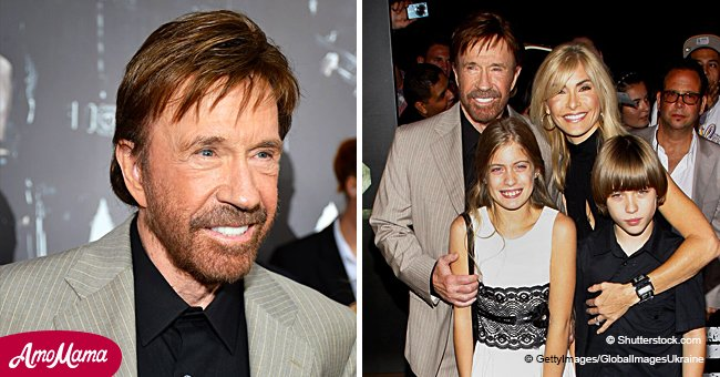 Chuck Norris Is a Doting Father of 5 Children - Meet All of Them