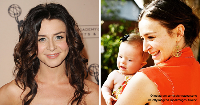 'Grey's Anatomy' Star Caterina Scorsone Opens up about Her Little Daughter with Down Syndrome