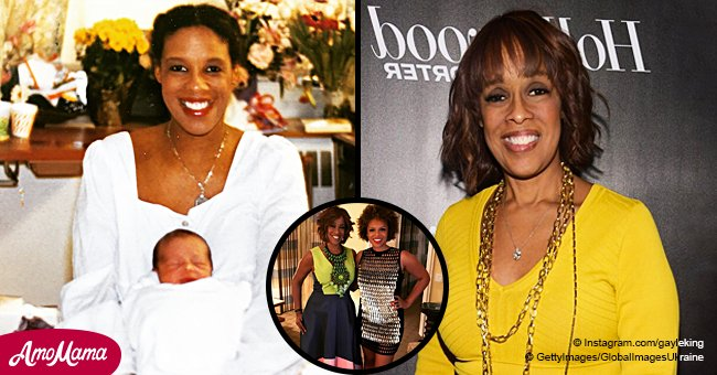 Gayle King's Daughter Grew up into a Gorgeous Lady and Looks so Similar to Her Mom