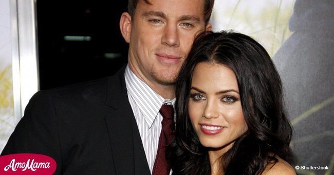 Channing Tatum's ex Jenna shares an adorable video of their first meeting