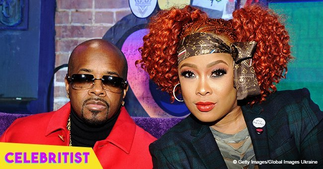 Da Brat throws prison-themed party with Jermaine Dupri & LisaRaye after end of 7-year probation