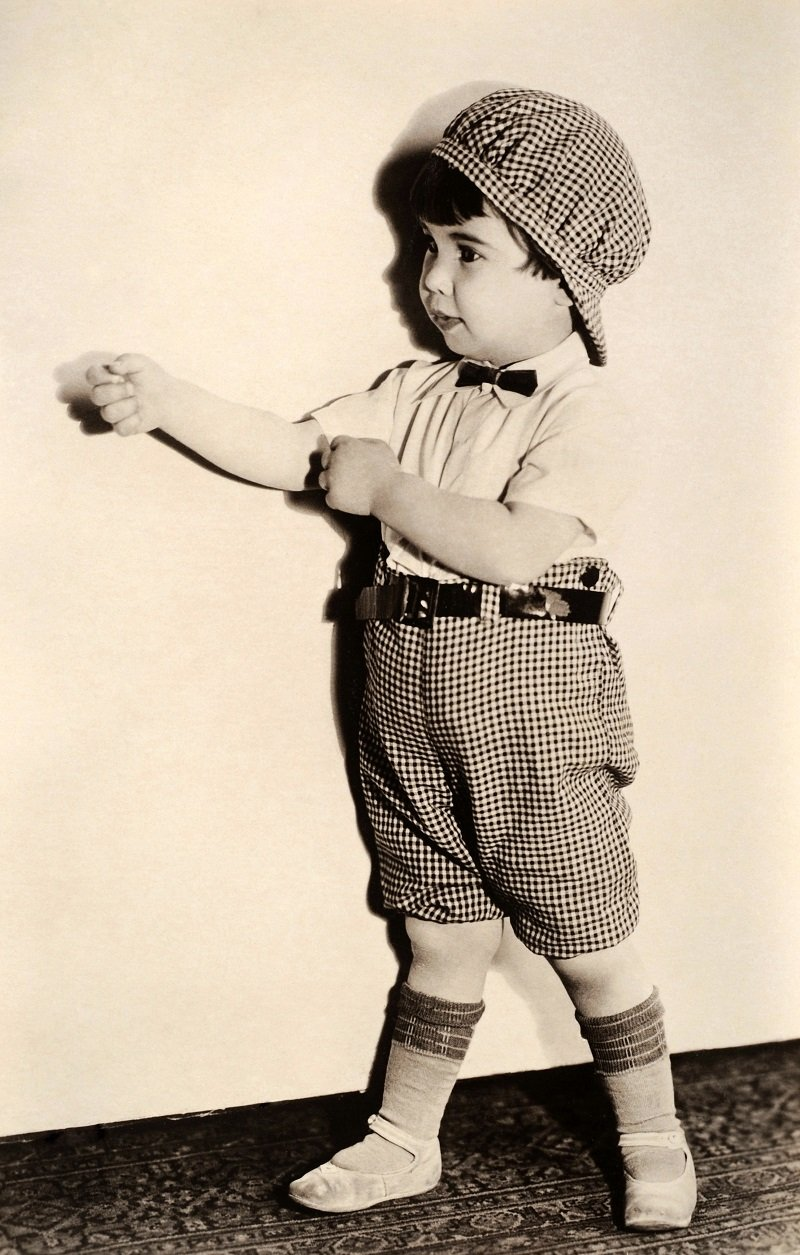 Portrait of Baby Peggy circa 1923   Photo: Getty Images