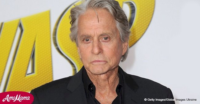 Michael Douglas recalls sexual harassment allegations saying he was 'extremely disappointed'