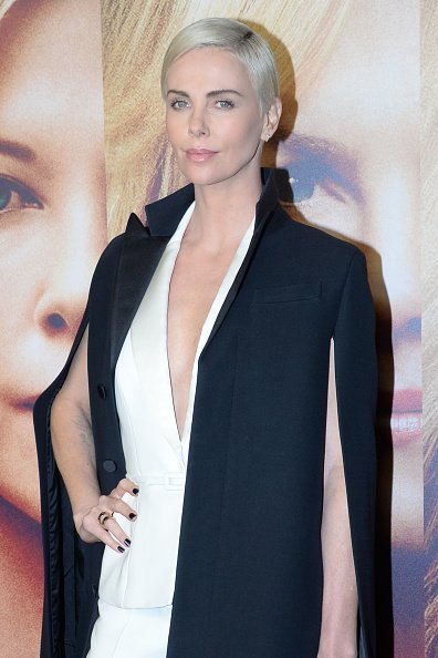 """Charlize Theron attends Special Screening Of """"Bombshell"""" December 16, 2019 