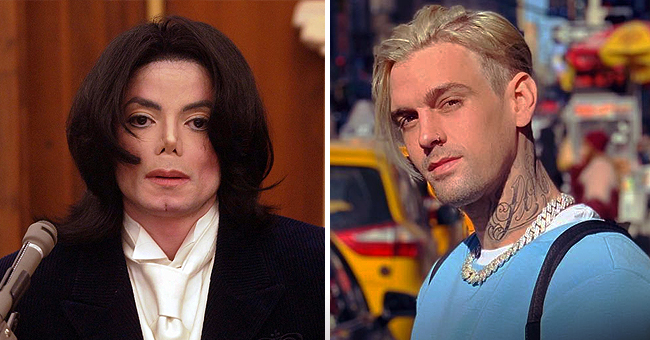 Aaron Carter Backpedals After Inflammatory 'Inappropriate' Michael Jackson Comment