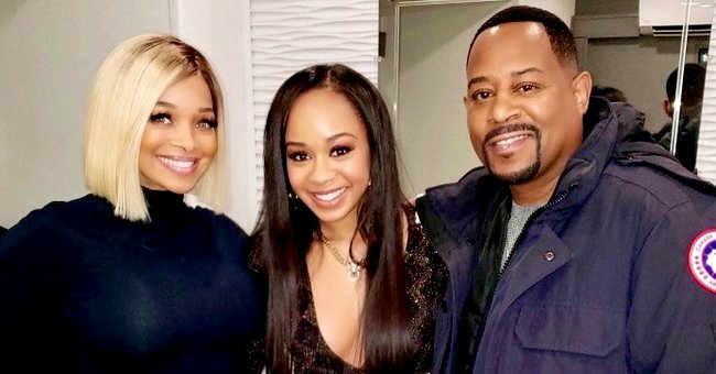 Martin Lawrence's Ex Praises Their Daughter Jasmine for Following Her Dreams in a Sweet Post