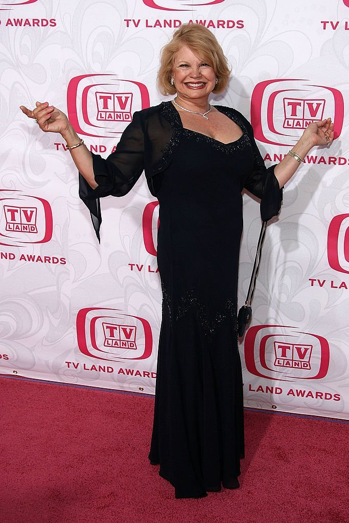 Kathy Garver at the 5th Annual TV Land Awards on April 14, 2007 | Photo: GettyImages
