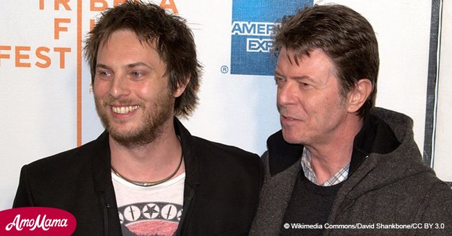 David Bowie's son proudly announces the birth of his second child