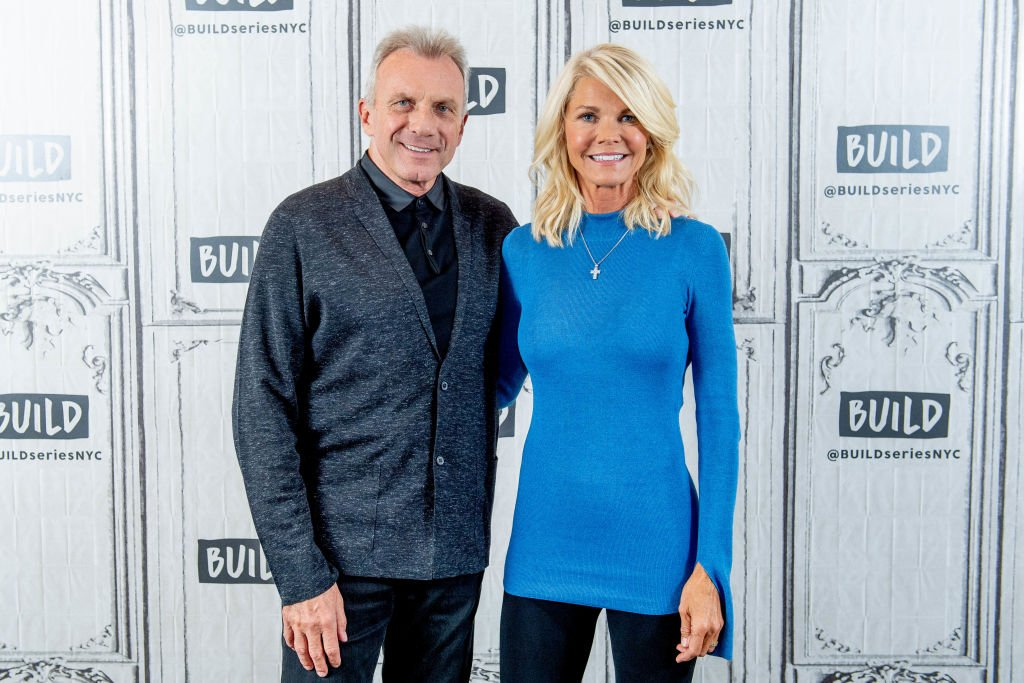 Joe and Jennifer Montana on April 10, 2018 in New York City | Photo: Getty Images