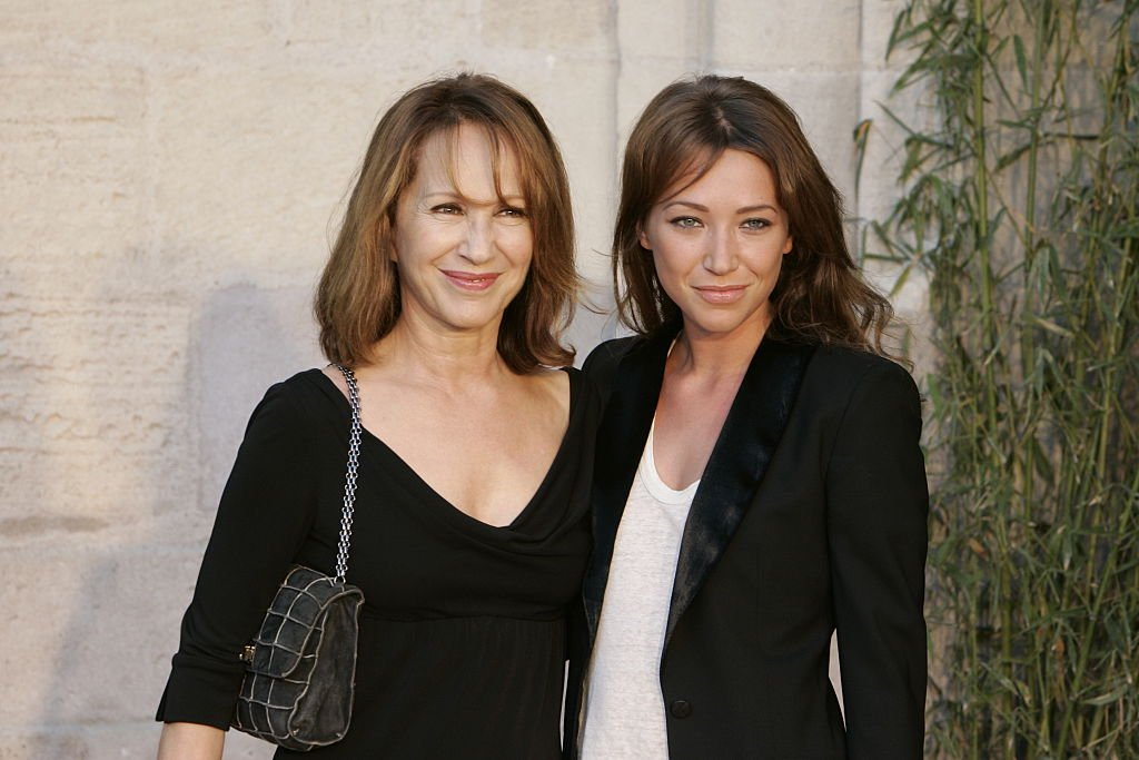 Nathalie Baye et Laura Smet. | Photo : Getty Images